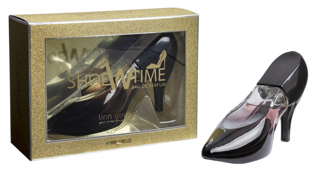 Linn Young Shoetime Gold 90ml EDP Ladies Perfume